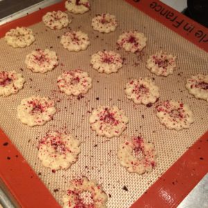 low carb keto spritz cookies